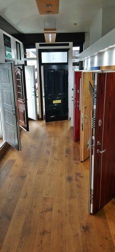 Knights Mark Security Doors and Windows Showroom