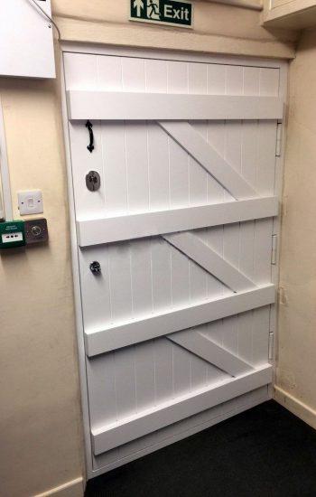 Bespoke Design Doors Level 2 Security