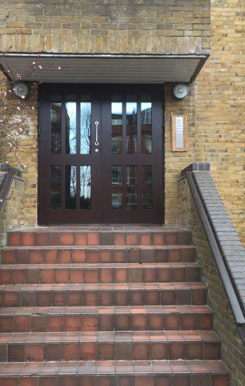 Communal Entrance Doors Security Level 2