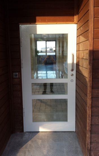 Communal Security Doors Security Level 2