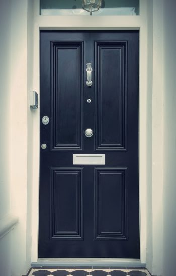 English Style Security Doors Security Level 2