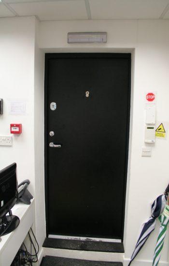 Metal Office Doors Security Level 1