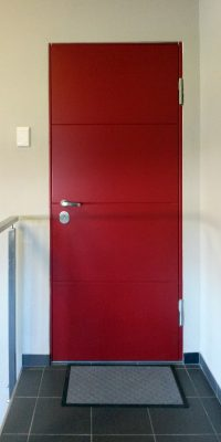 Simple Security Doors Security Level 1