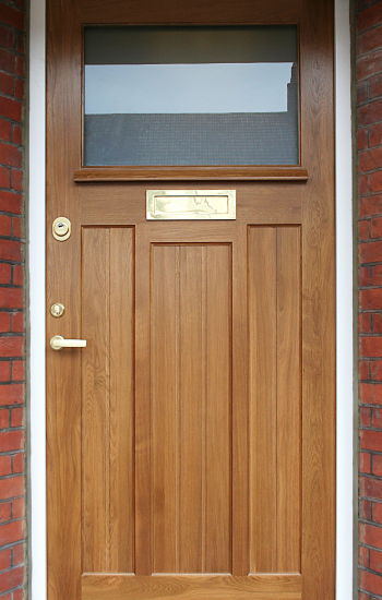 1930s Style Security Doors Level 2 Security