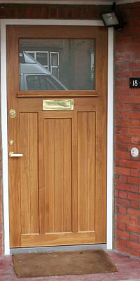 1930s Style Security Doors London