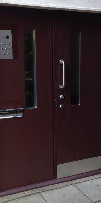 Communal Security Doors Communal Entry Doors Level 2