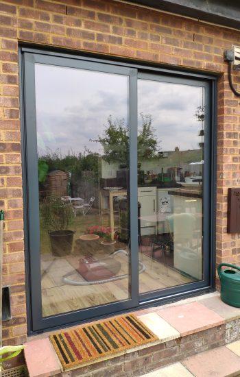 Aluminium Ponzio Profile Sliding Doors