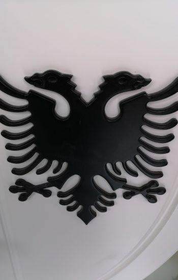 Double Headed Albanian Eagle