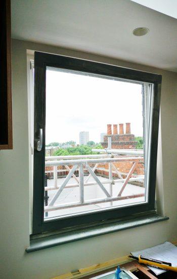 Wooden Casement Window Tilt and Turn
