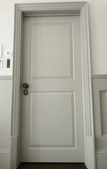 Knights Mark Security Doors in SW5 Replica Design