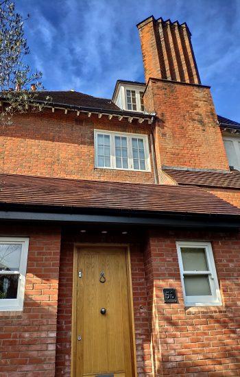 Small Wooden Sash Windows and Casement Windows