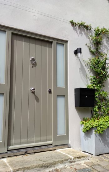 Traditional Simple Security Doors Primrose Hill